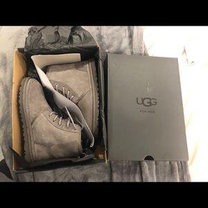 Men's ugg boot / sneaker